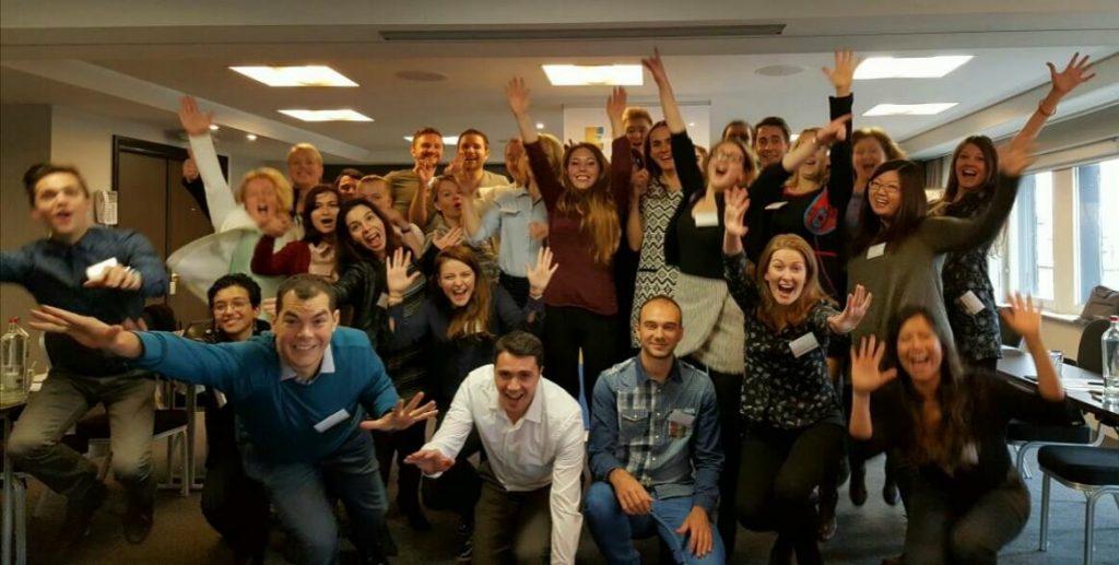 Happy Erasmus+ trainers - intelligentne.ee