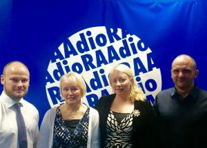 Intelligentsed coachid Eike ja Signe koos Anto Liivati ja Ott Pärnaga